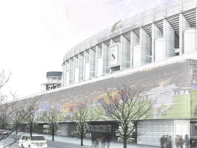 Infografías PFC Bernabéu
